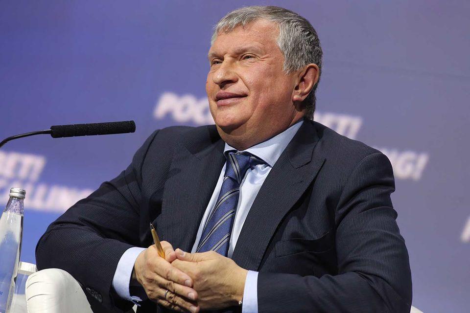 По словам Сечина, окончательная структура акционеров «Роснефти» сформирована