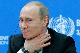 Президент Путин осторожно дал понять, что государству не хватает средств на все медицинские услуги