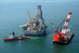 Ремонт на «Сахалине-1» дорого обошелся российской промышленности