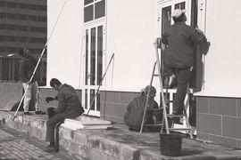 На ремонтные и мелкие строительные работы приходится большая часть госзаказа страны