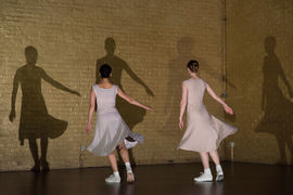 Танец Кеерсмакер устроен как сложнейший механизм