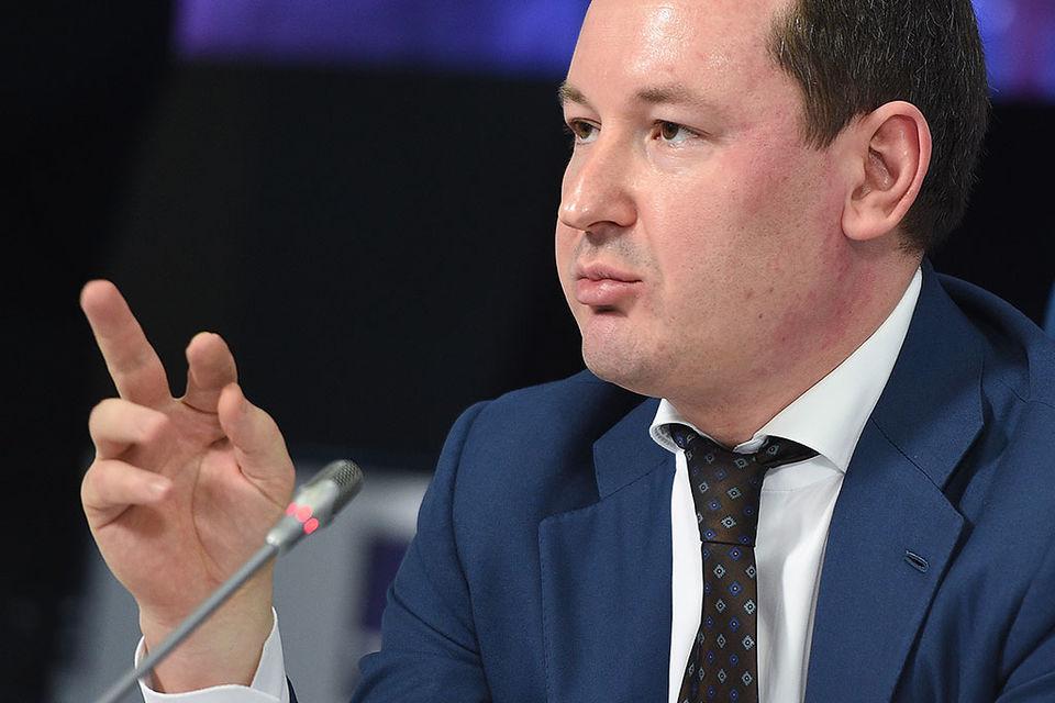 Гендиректор «Россетей» Павел Ливинский