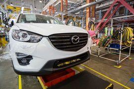 В 2018 г. производство автомобилей на СП «Соллерса» и Mazda будет на  уровне 2017 г. или немного увеличится – в зависимости от спроса,  прогнозирует представитель «Соллерса»