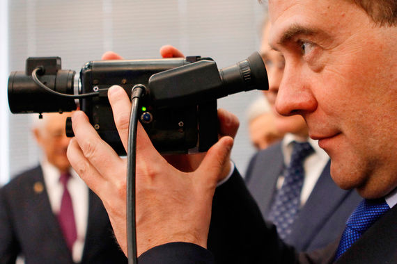 normal 13on Медведев объявил о создании аналога «Сколково» в Петербурге