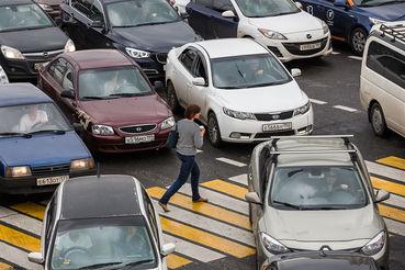 Ликсутов считает, что благоустройство улучшило условия для всех участников уличного движения