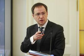 20 октября президиум ВАК должен решить судьбу ученой степени министра культуры Владимира Мединского