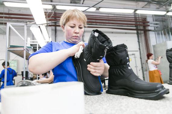 «Обувь России» собрала 6 млрд рублей на IPO