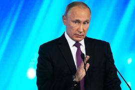 Путин подчеркнул, что Россия внимательно следит за такими разработками в других странах и будет готова к постановке на вооружение подобных систем в неядерном исполнении