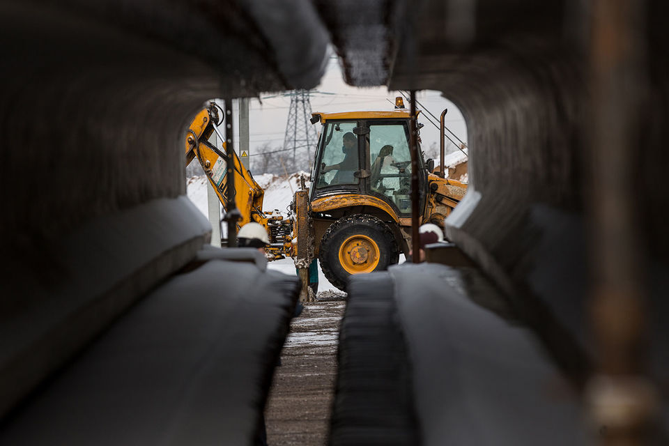 Идее строительства дороги на севере Западной Сибири не один десяток лет