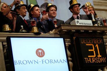 Brown-Forman – американский производитель крепкого алкоголя