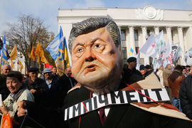 Порошенко напомнил, что Украина пережила не одну попытку дестабилизировать ситуацию внутри государства