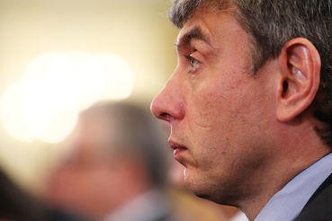 Основатель и генеральный директор «Магнита» Сергей Галицкий