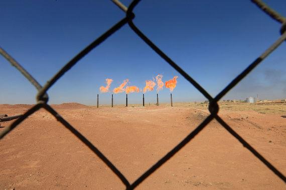 Ирак объявил незаконными нефтяные соглашения с Курдистаном