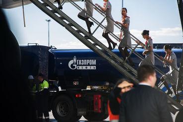 Из-за новой проверки в «Пулково» временно прекращена работа примерно 40% трапов из 35, сказал «Интерфаксу» санкт-петербургский транспортный прокурор Игорь Лепехин