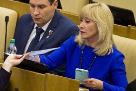 Фракциям предложат обсудить кандидатуру Оксаны Пушкиной