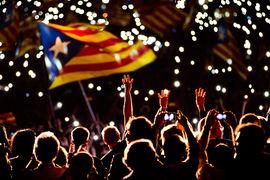 Первого октября в Каталонии прошел референдум, на котором более 90%  пришедших на участки (около 42% от общего числа избирателей)  проголосовали за отделение от Испании