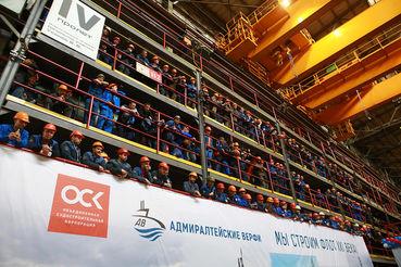 На «Адмиралтейских верфях» РРПК намерена строить траулеры по программе инвестиционных квот