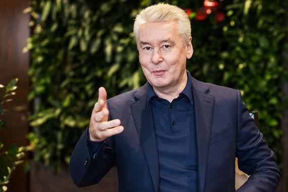 Мэр Москвы написал об открытии павильона