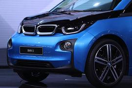 Аренда электромобиля  от BMW обойдется в 1000 руб. в час