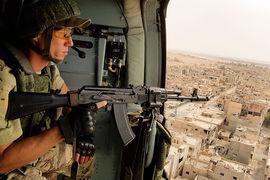 Общевойсковых формирований размером хотя бы с батальонную группу у российской армии в Сирии нет