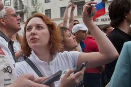 На ведущую «Эха Москвы» Татьяну Фельгенгауэр напали с ножом в редакции