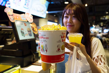 Корейская киносеть станет первой сетью в истории России, которая получила доступ на российский рынок