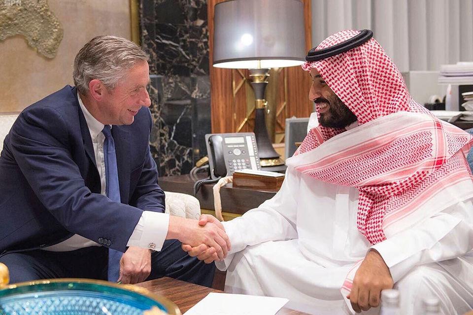 Наследный принц Мухаммад ибн Салман пригласил бывшего гендиректора Alcoa и Siemens реализовать в Саудовской Аравии футуристический проект