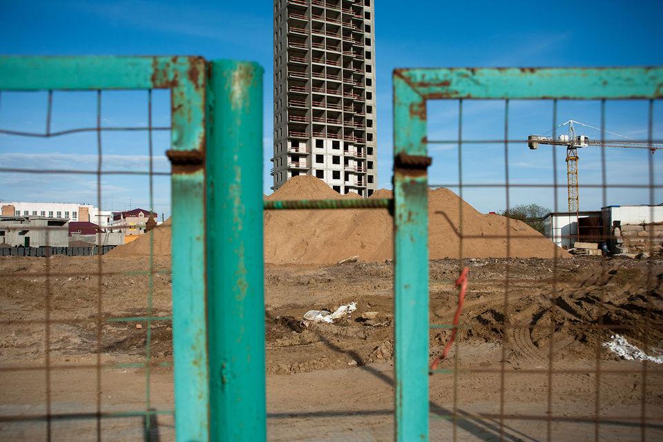 Сейчас 90% жилья продается на этапе строительства