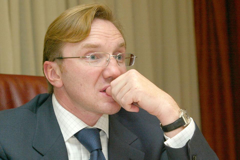 Основатель «Донстроя» Максим Блажко помещен под домашний арест