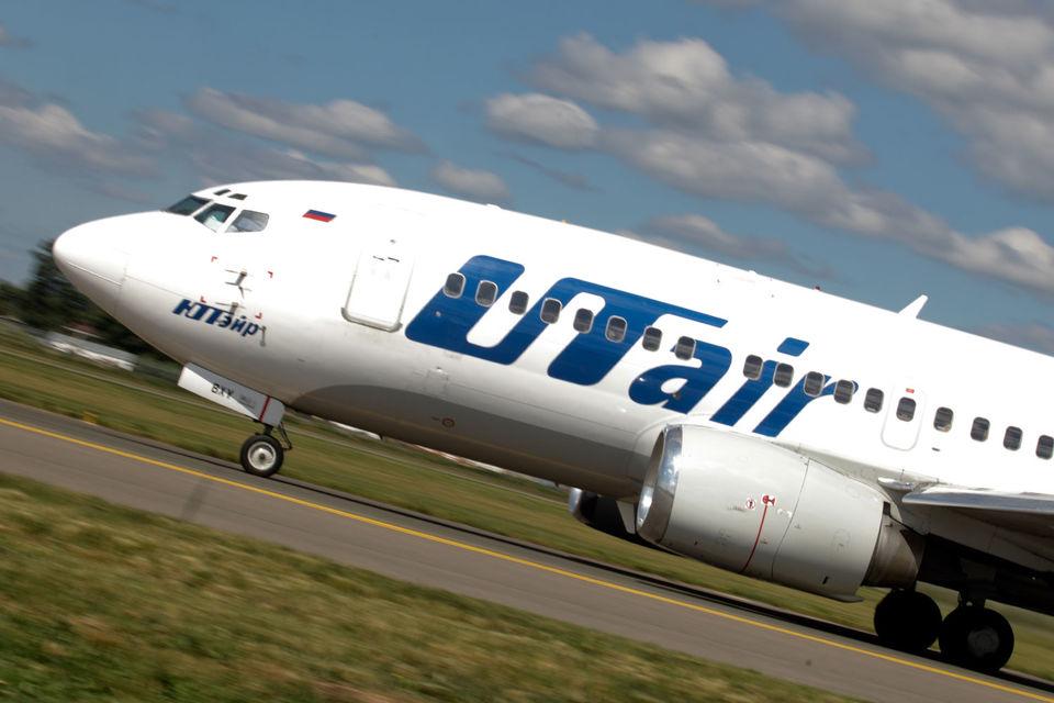 Сейчас   Utair – четвертая  авиакомпания России