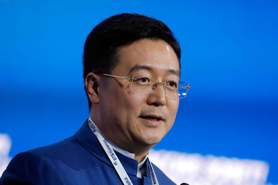 Президент CEFC Чан Чауту ищет для своей компании новые активы в России