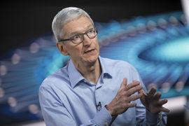 Генеральный директор Apple Тим Кук