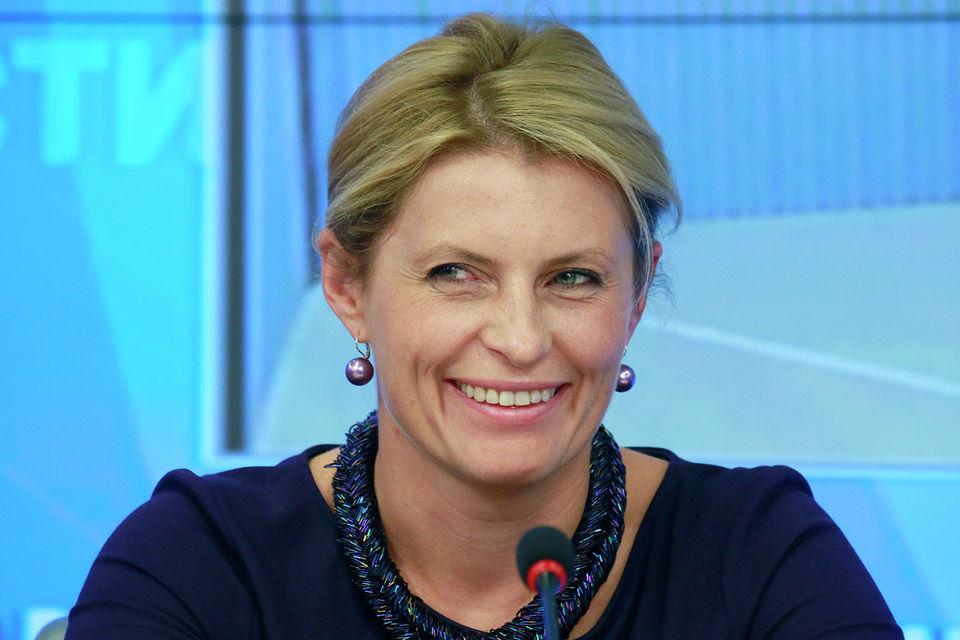 Миронюк возглавляла «РИА Новости» десять лет – с 2003 по 2013 г.