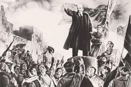 Ленин был уверен: «буржуазно-демократический» этап революции закончился, необходимо приступить к социалистической
