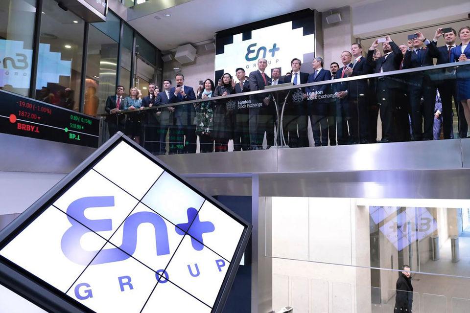 En+ объединяет активы миллиардера Олега Дерипаски в металлургии, энергетике и горнодобывающей промышленности
