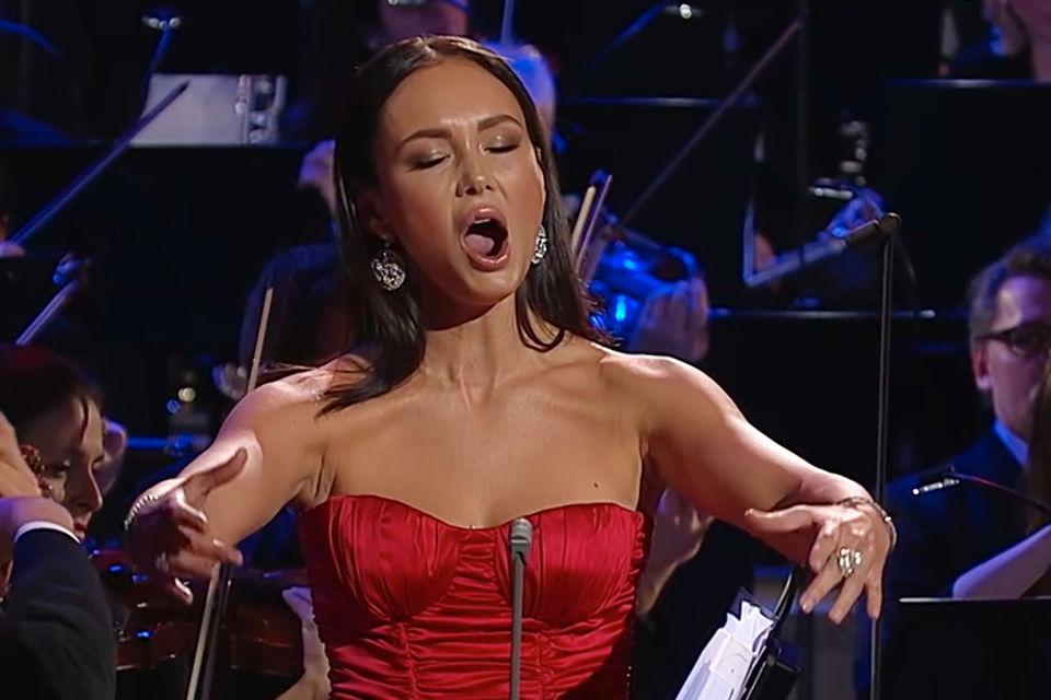 Одним из лауреатов премии стала российская певица Аида Гарифуллина