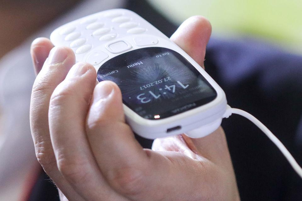 Nokia вернула первое место в России по продажам кнопочных телефонов