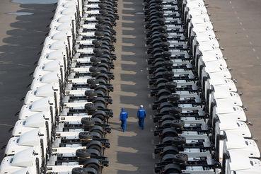 Дороговизна грузовиков «Камаза» нового поколения не отпугивает покупателей