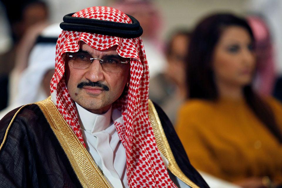 Котировки инвесткомпании принца Kingdom Holding в первый день после его задержания упали на 9,9%