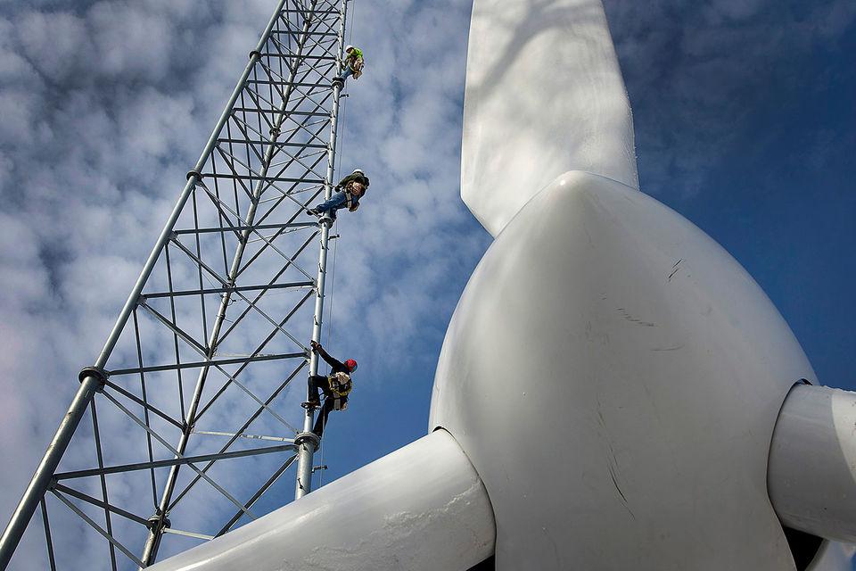 Крупнейшие нефтяные компании мира увеличили инвестиции в возобновляемую энергетику