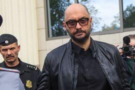 Серебренников был задержан 22 августа, он находится под домашним арестом