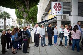 В 2013 г. многим так и не удалось забрать свои деньги из кипрских банков