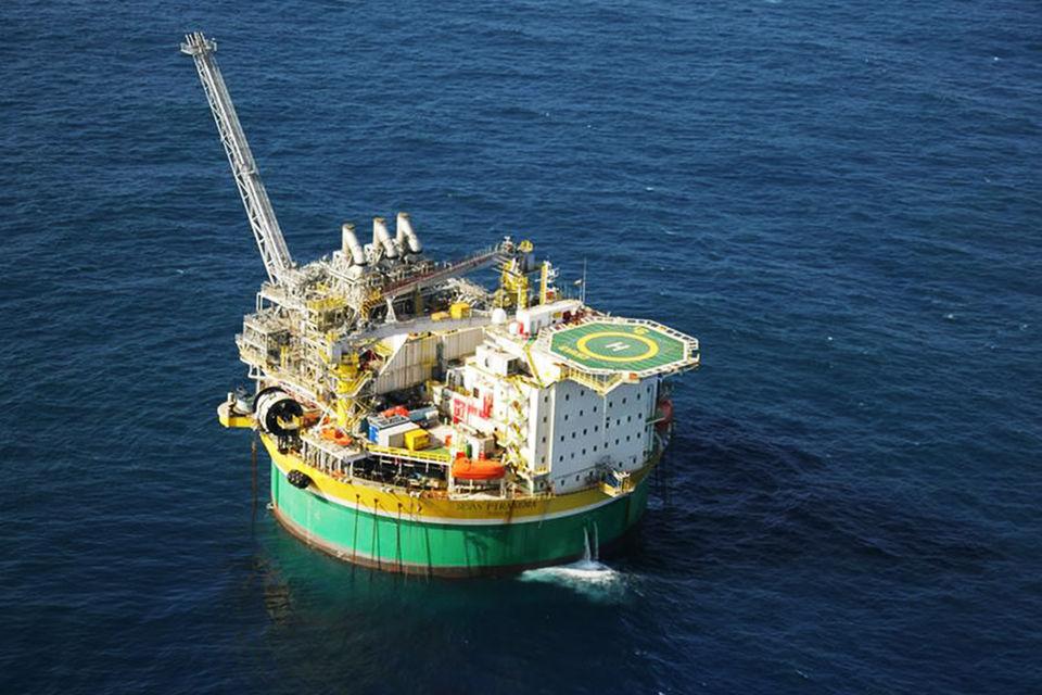 Petrobras ожидает, что в ближайшие недели на месторождении начнется добыча и на начальном этапе она достигнет 50 000 баррелей в день