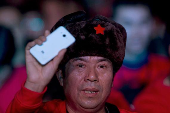 Китайские производители смартфонов воюют друг с другом за российский рынок