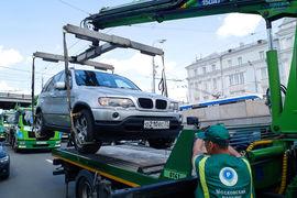 Сколько Москва  заработала на парковках