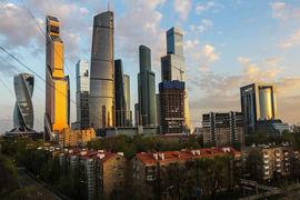 В ММДЦ «Москва-сити» продается 82 000 кв. м, это около 600 апартаментов, по данным Knight Frank