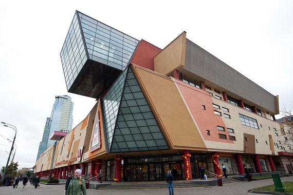 Российский торговый комплекс - самый большой по площади в активе «Санъэй  групп». В 25e29f75618
