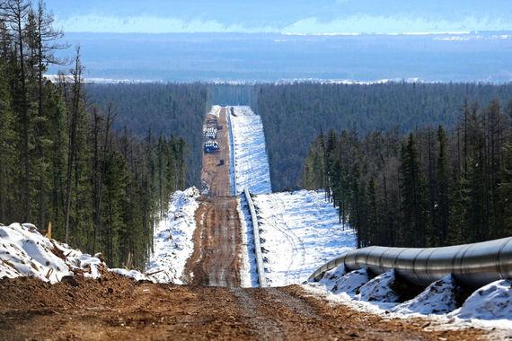 «Газпром» достиг максимума