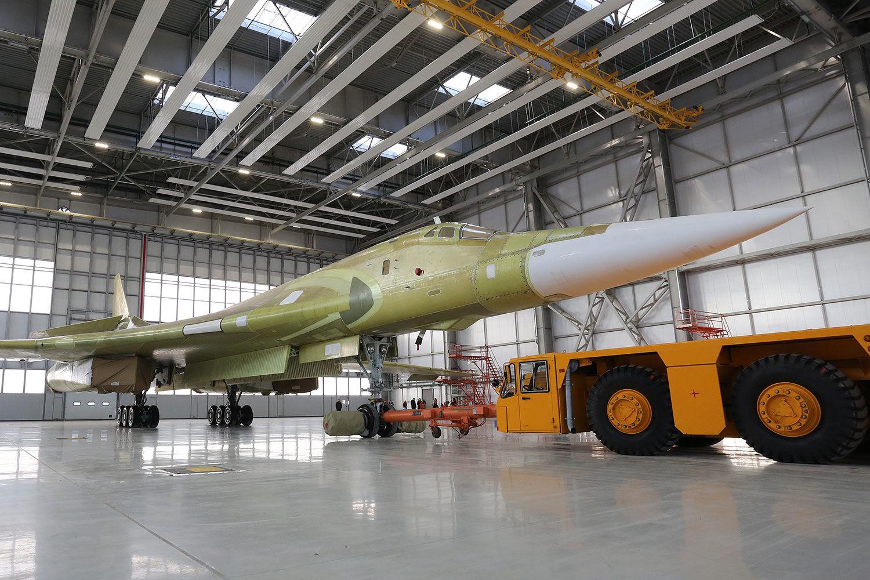 """Почему новый Ту-160 нужно назвать """"Александр Солженицын""""?"""