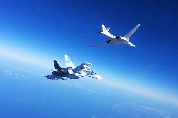 Ту-160 был впервые использован в военных действиях в 2015 г - с него запускались крылатые ракеты по стационарным целям в Сирии